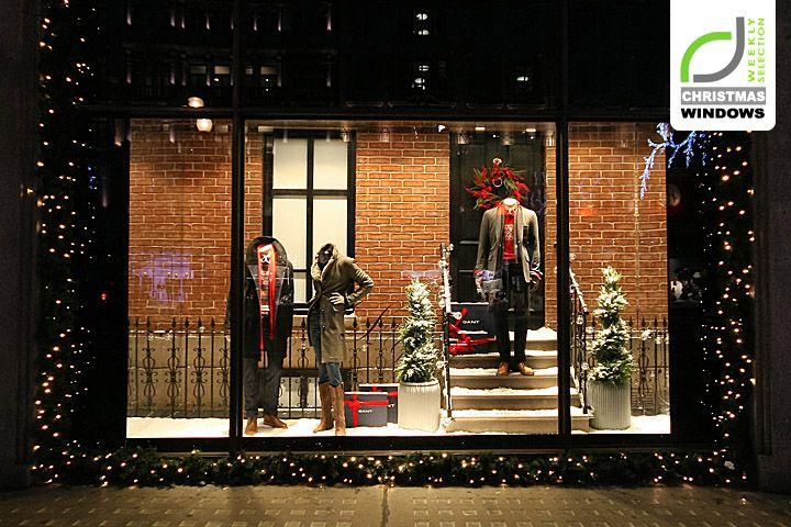 Wonderful shop window design ideas retail window display for Retail store window display ideas