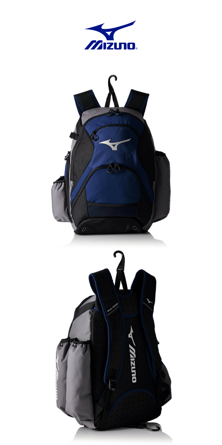 262c83bbf9 The Latest Mizuno Backpacks
