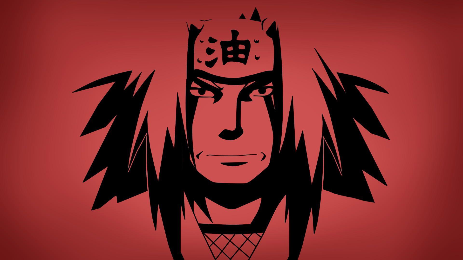 Naruto Character Illustration Naruto Shippuuden Jiraiya 1080p
