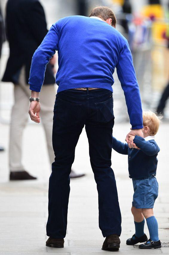 02e616f11 El príncipe George ya conoce a su hermana - Foto 9
