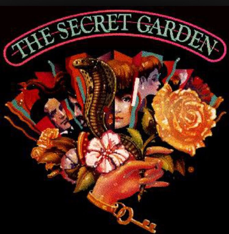 Marsha Norman And Lucy Simon 39 S The Secret Garden I Must Have Worn Out My Cd Player In The 90s