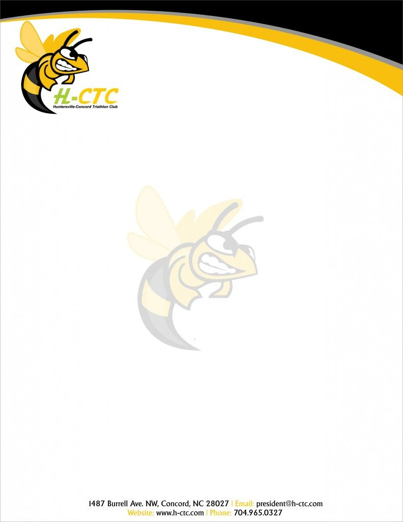 i chose this letterhead because it uses order to show what is important which is - Letterhead Design Ideas