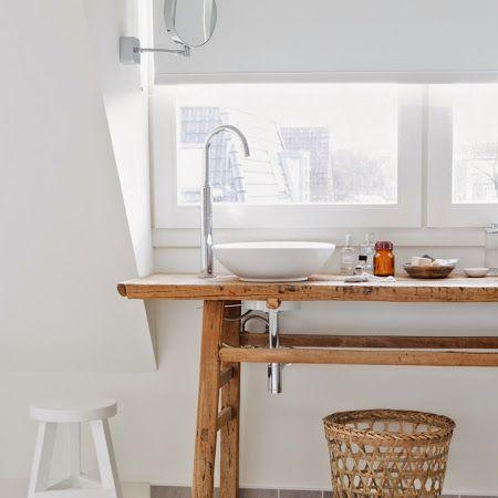 Apartamento de estilo industrial decoraci n low cost apartamento masculino dise o de vivienda - Mobili bagno low cost ...