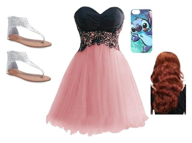 """""""Just cause.. :)"""" by faith-marie-cook ❤ liked on Polyvore featuring Wet Seal and Disney"""