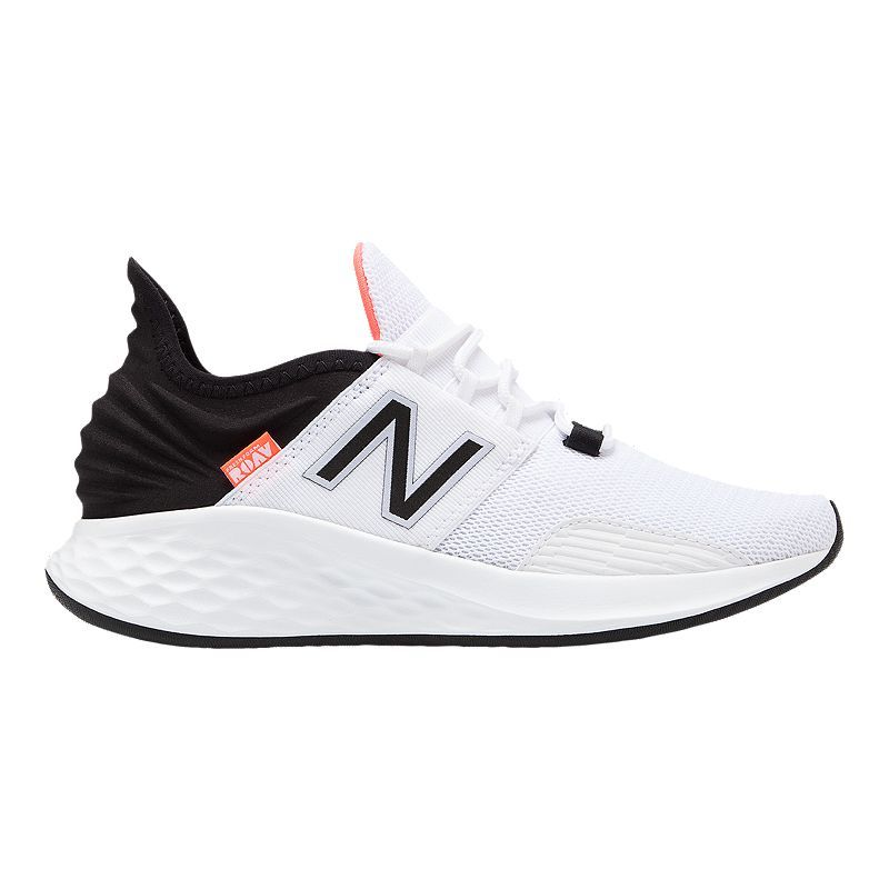 New Balance Women's Fresh Foam ROAV Running Shoes - White ...