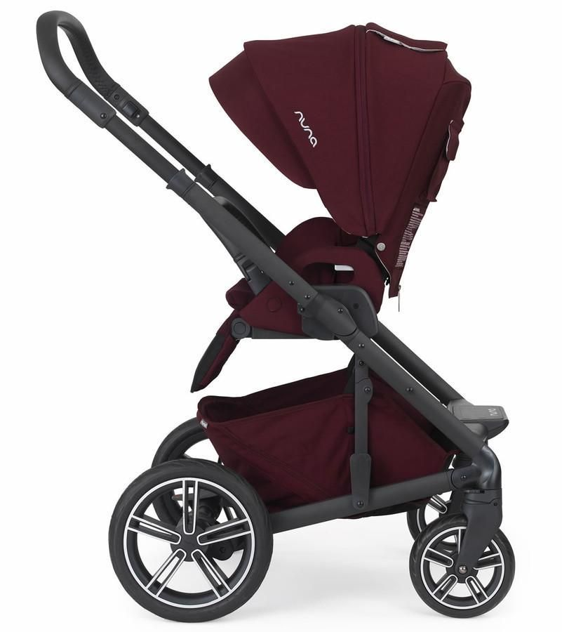 The bestselling Nuna MIXX2 is a sleek, sturdy and simple