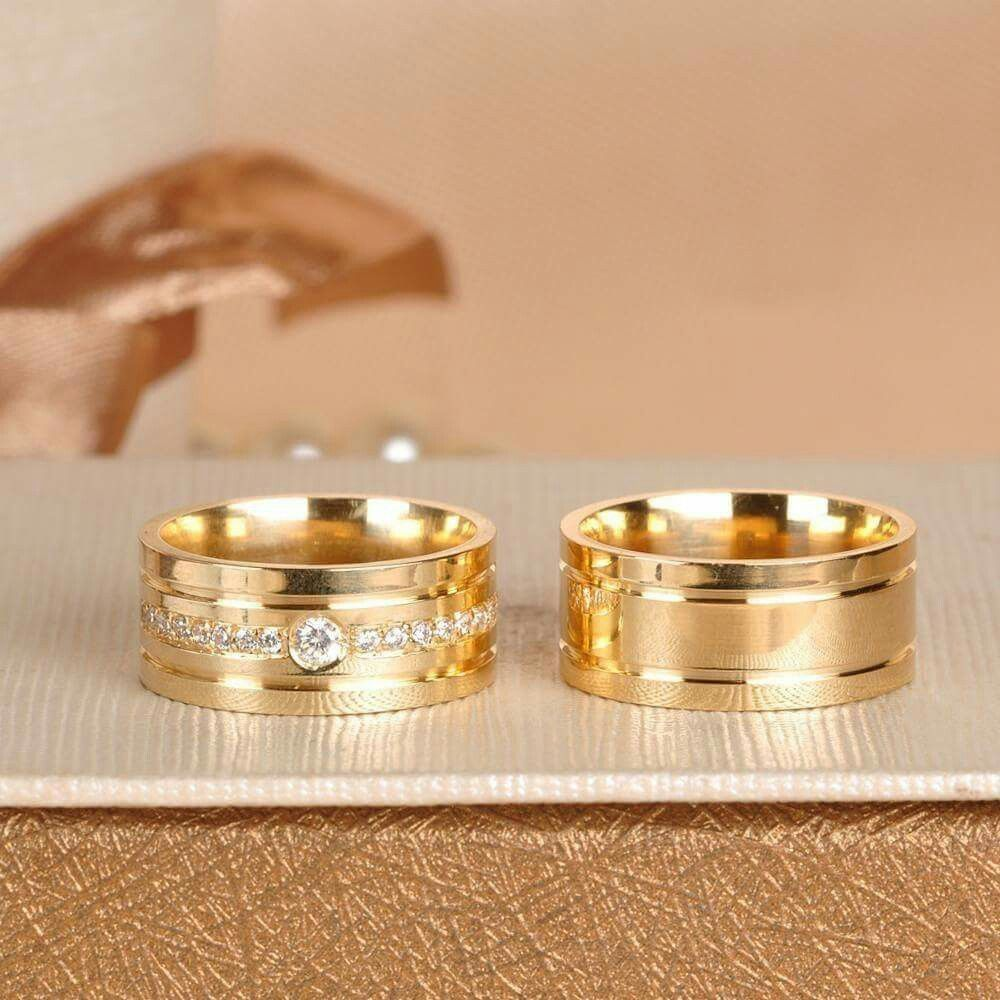 Pin by Elsie Boka on His and Hers bands for eternity | Pinterest ...