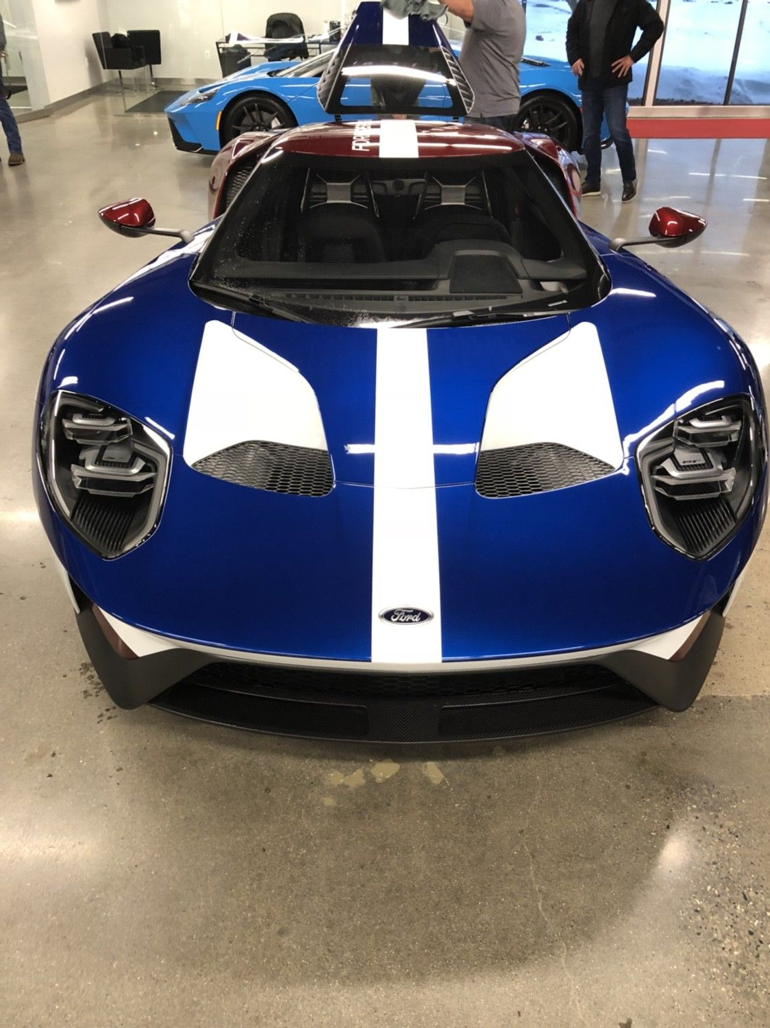 Ford Gt Victory Livery