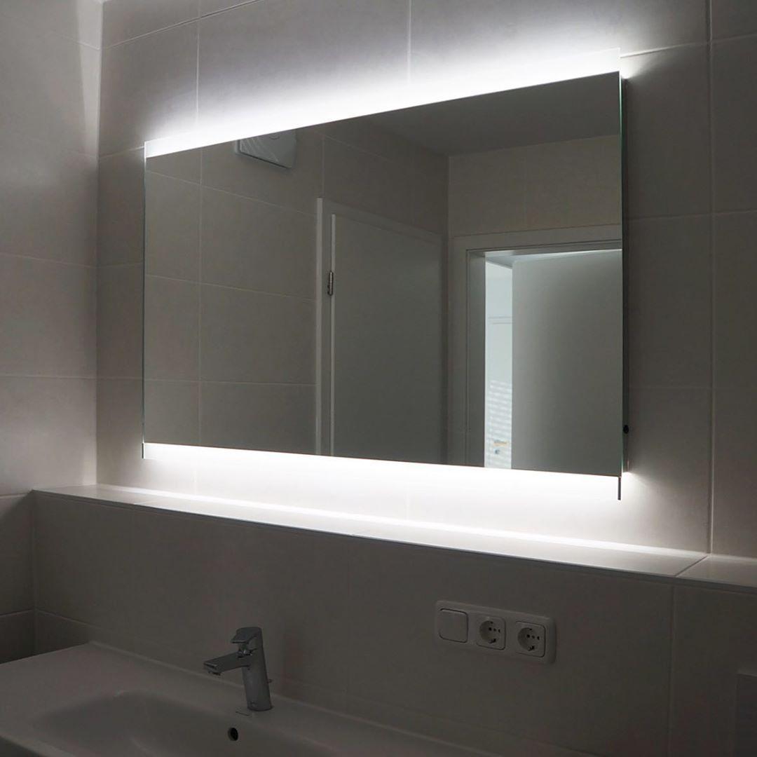 Badezimmer Spiegel Mit Led