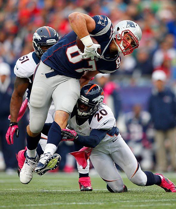 Rob Gronkowski, New England Patriots www.realdealsontheweb.com…