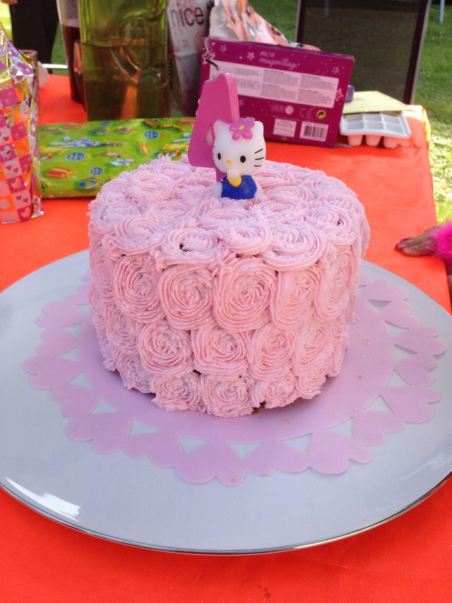 Birthday Cake 4 Year Old Girl Cake Decorating Videos Cake Cake