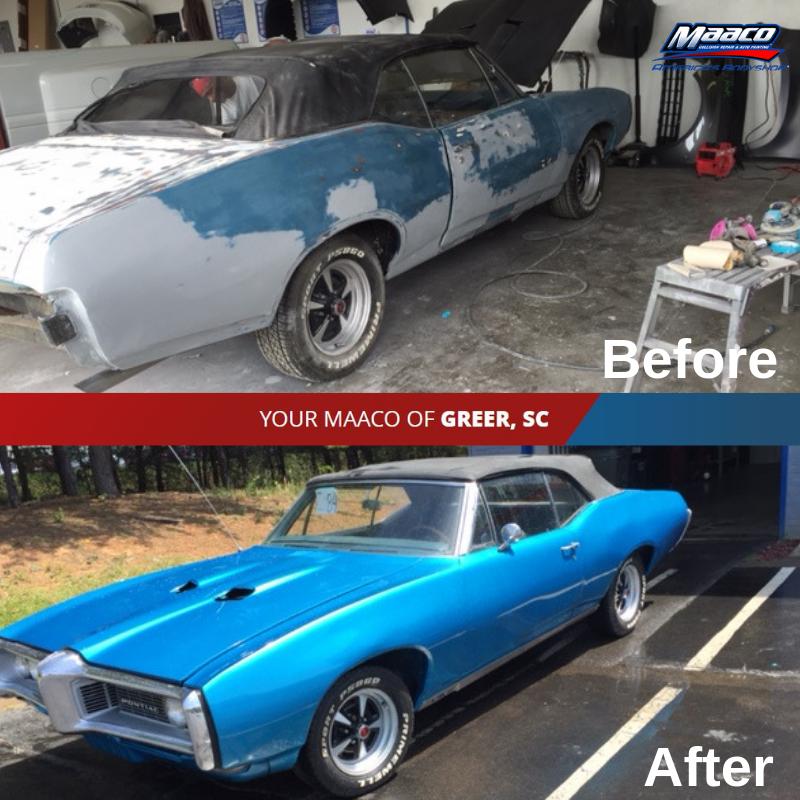 Maaco Maacoofgreer Sc Maacover Auto Body Shop Car Painting Auto Body