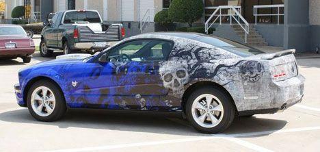 Art Of Speed  Brilliant Vinyl Car Wrap Designs Cool Wraps - Custom car art decals