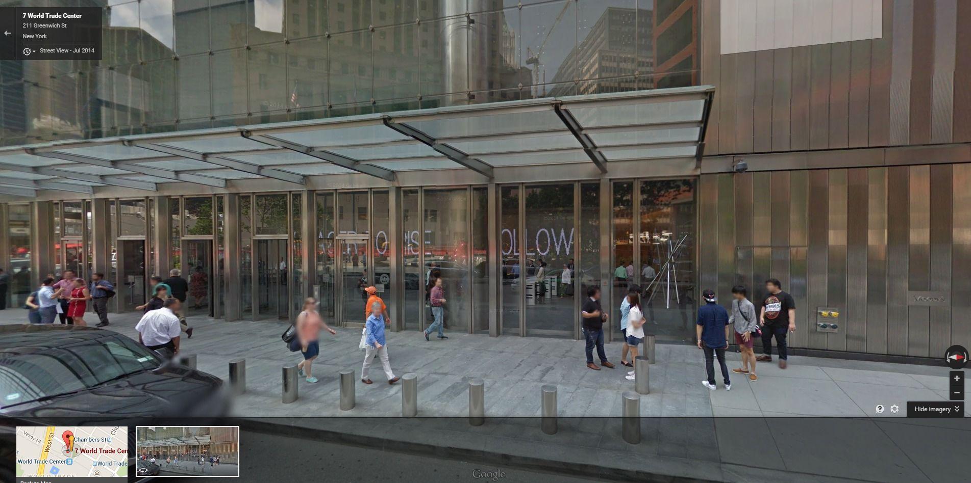 7 world trade center google maps nyas pinterest 7 world trade center google maps gumiabroncs Gallery