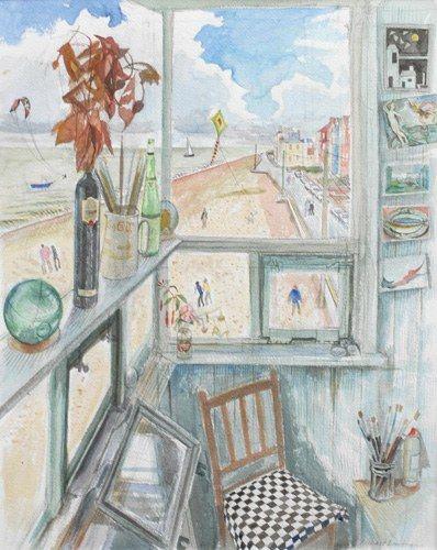 Richard Bawden, Aldeburgh, South view