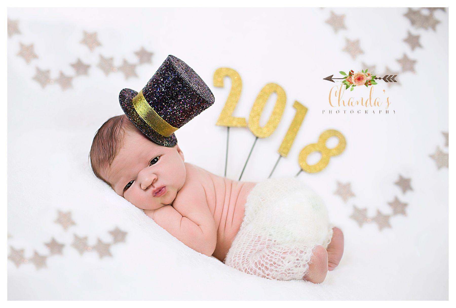 Happy New Year Newborn 2018 Happy new year baby, Newborn