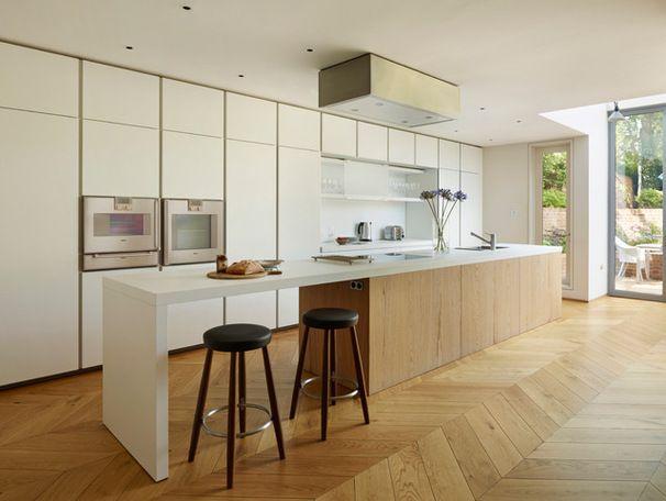 Modern kitchen by bulthaup by kitchen architecture cocinas