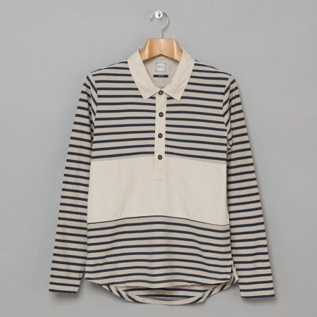 Albam / Rugby Shirt - Sand