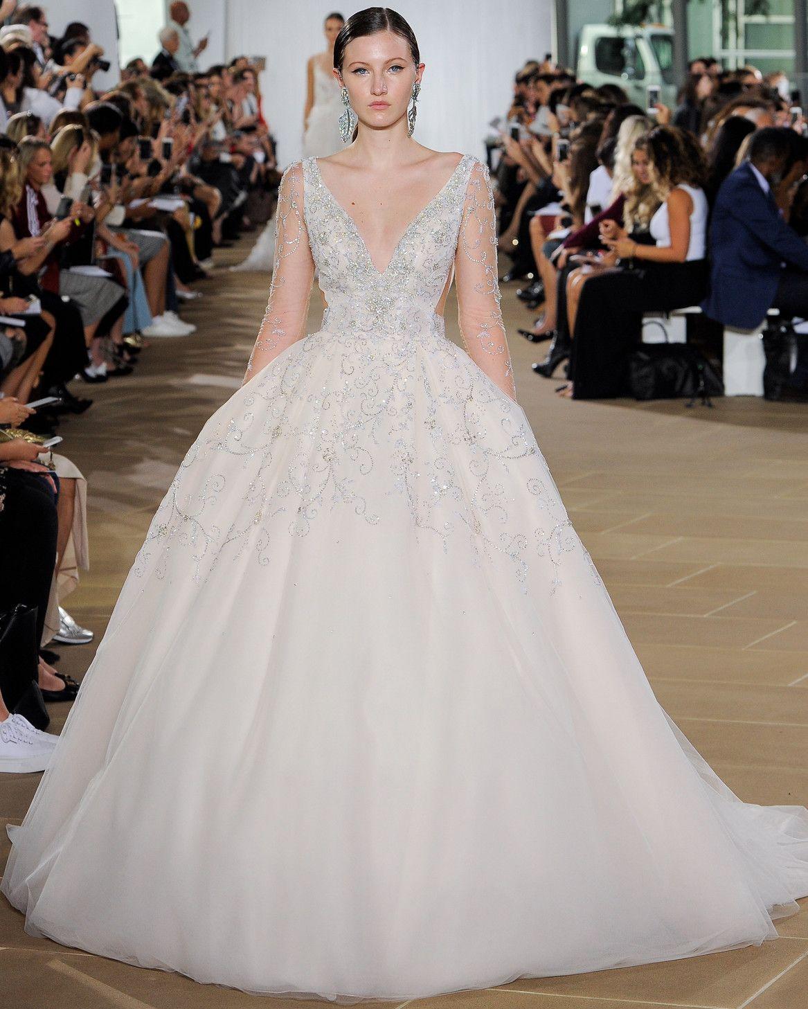 Ines Di Santo Fall 2019 Wedding Dress