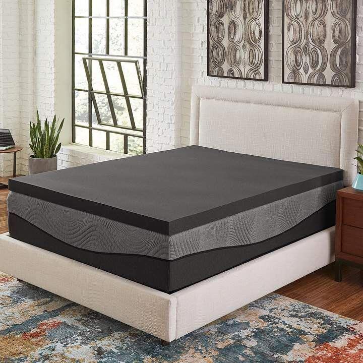 Foam mattress queen 8 inch foam mattress topper full