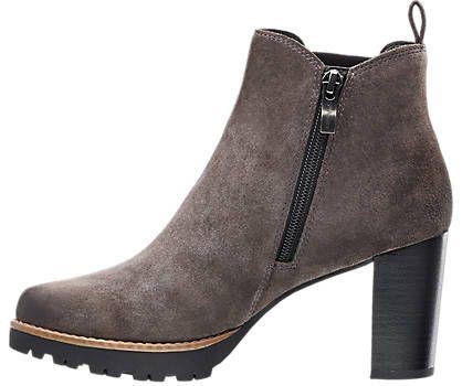 Zamszowe Botki Damskie 5th Avenue 1130576 Deichmann Com Ankle Boot Shoes Boots