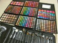 A make up lovers dream