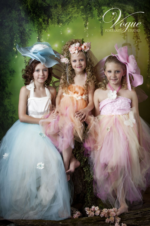 kids couture dress designed by kim ackerman of vogue studio