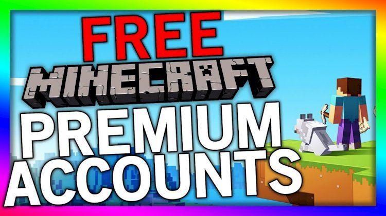 Minecraft premium free account generator 2020 free