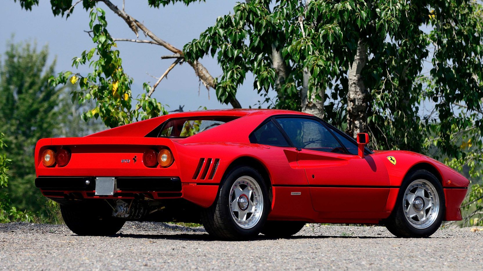 1985 Ferrari 288 Gto Twin Ihi Turbo V8 2 855 Cm 400 Hp