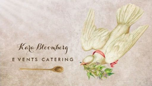 Elegant Wedding Caterer Vintage Dove With Herbs Business Cards http://www.zazzle.com/elegant_wedding_caterer_vintage_dove_with_herbs_double_sided_standard_business_cards_pack_of_100-240267152472282466?rf=238835258815790439&tc=GBCCatering1Pin