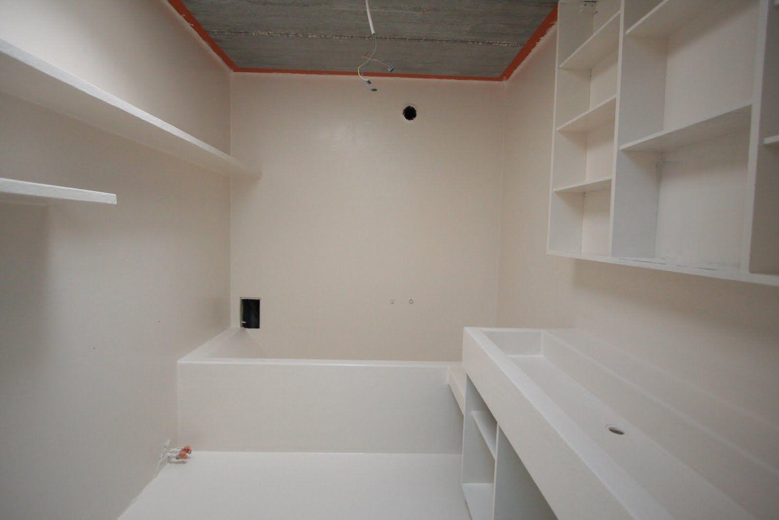 Polyester Badkamer Vloer : Polyester badkamer badkamer polyester pinterest badkamer