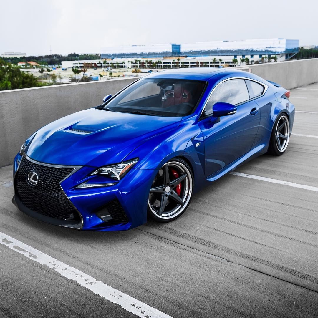 Lexus Sport: VWS-3 • 20x9.5 / 20x11 In Stock For Lexus RCF & GSF