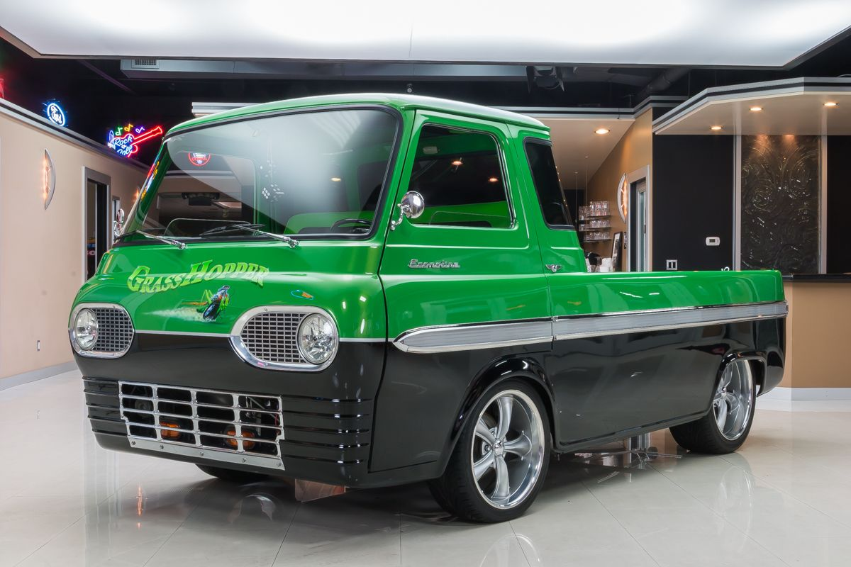 1965 Ford Econoline | http://www.vanguardmotorsales.com/ | Cars and ...