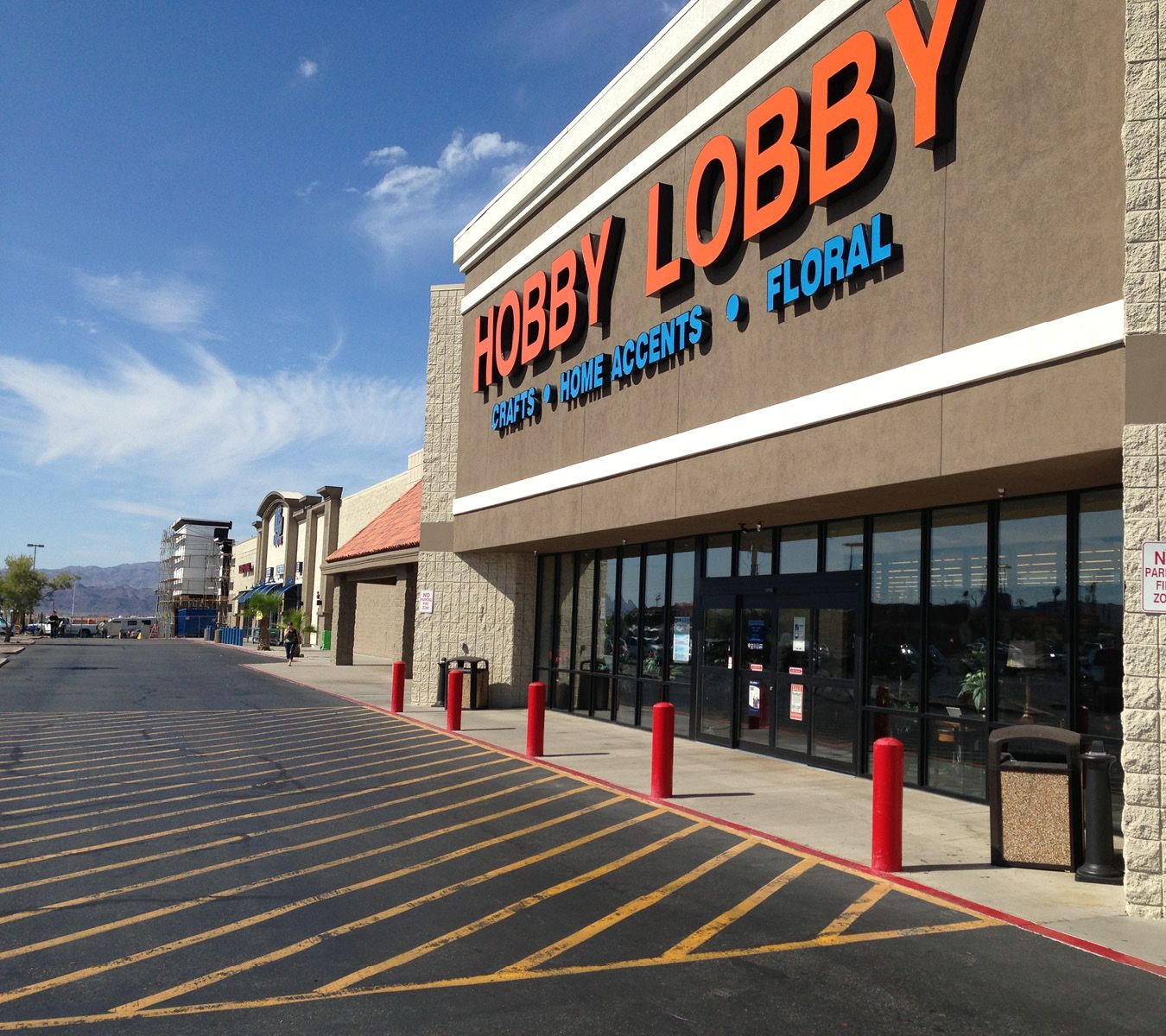 Hobby Lobby At Havasu North Lake Havasu City Shopping Center Hobby Lobby