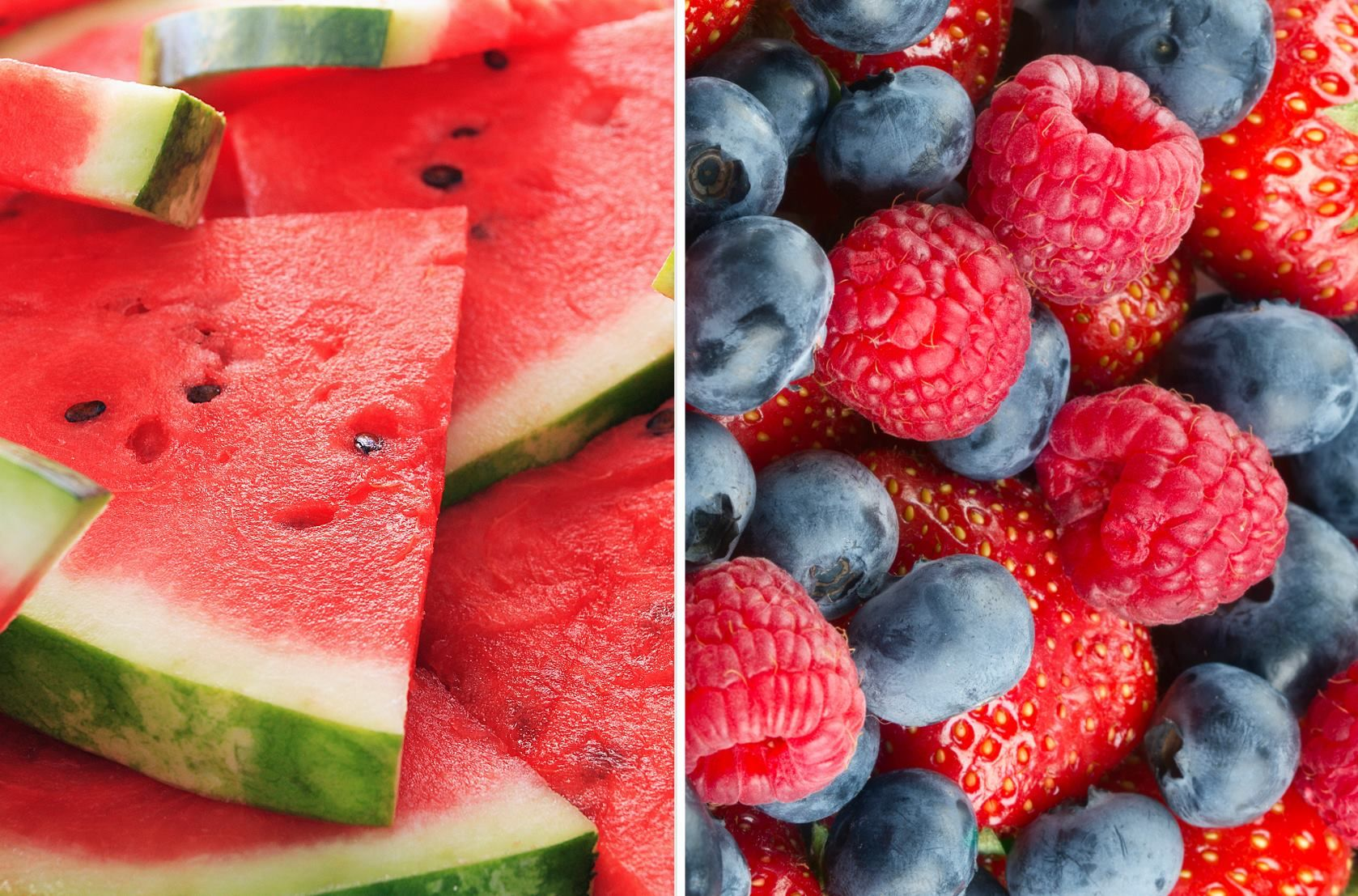 Check out these 7 Summer ideas for Melons & Berries, plus a recipe for Pineapple Yogurt Dip!