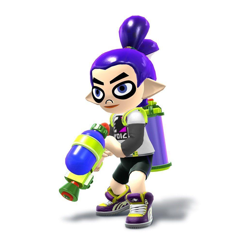 #SuperSmashBros #NintendoWiiU #Nintendo3DS #Splatoon #Inklings Para más información sobre #Videojuegos, Suscríbete a nuestra página web: http://legiondejugadores.com/ y síguenos en Twitter https://twitter.com/LegionJugadores