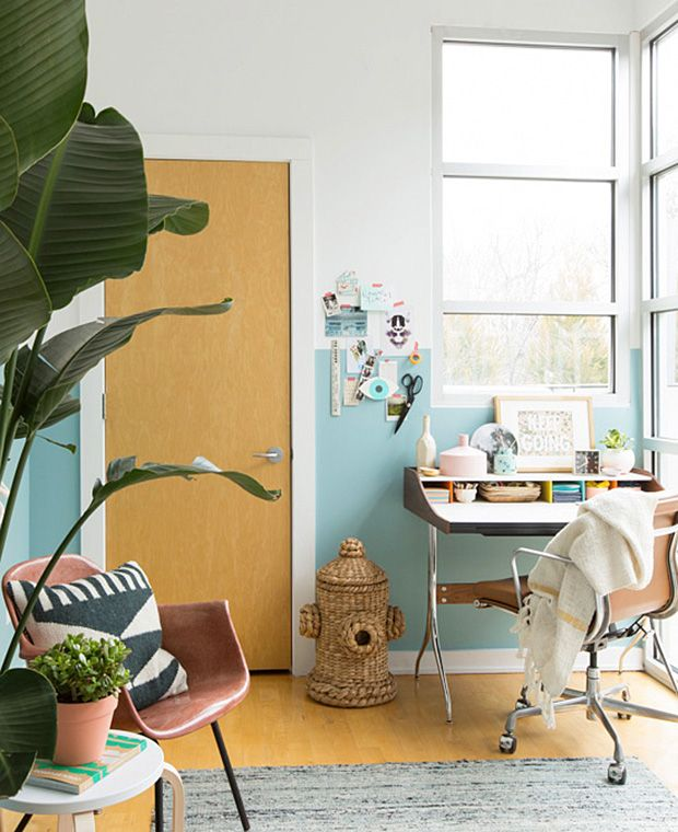Top design bloggers  most inspiring offices also discover house home  trends for workspace rh pinterest