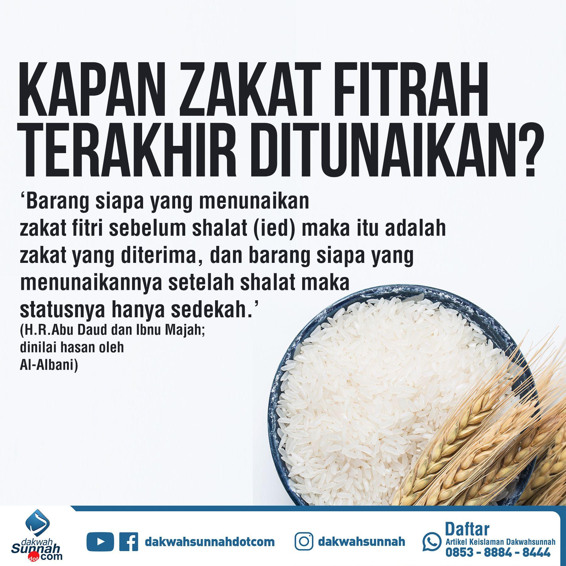 Read More Https Konsultasisyariah Com 6675 Zakat Fitrah Dan