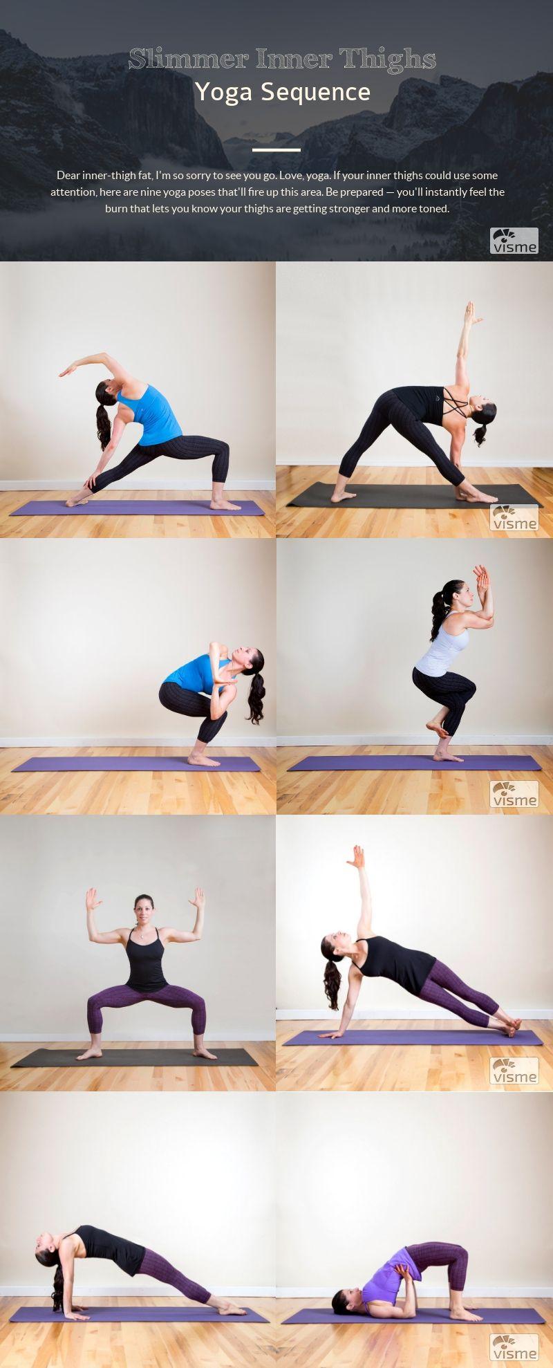 33+ Yoga for inner thighs inspirations