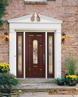 Entry Systems 101 Understanding Entry Door And Storm Door Options