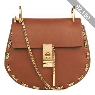 Chloe Mini Chain Drew Bag
