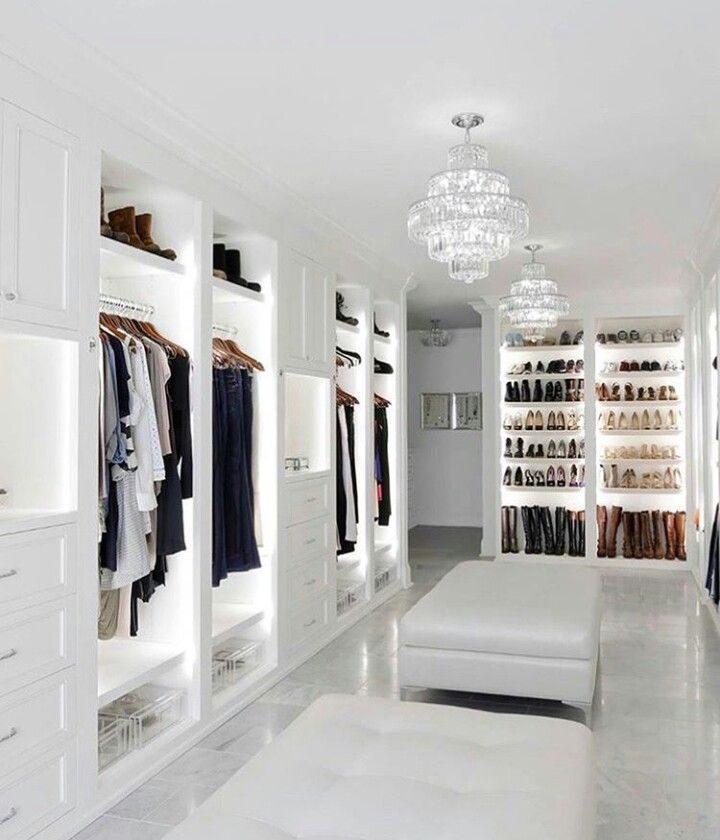 32+ Amazing Closet Organization Ideas (The Secrets of an Organized Room)