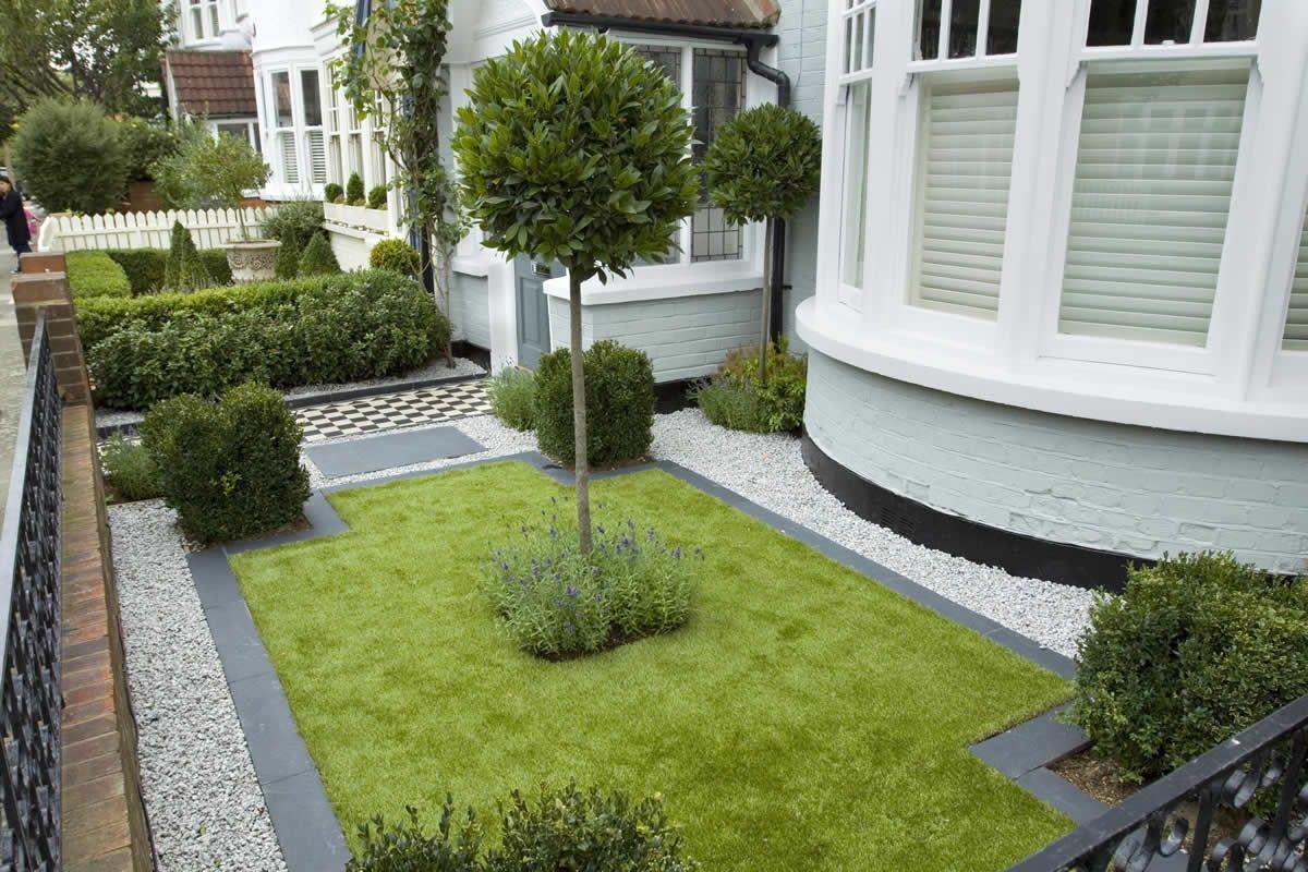 modern-front-garden-designs-australia-modern-front-garden-front ...