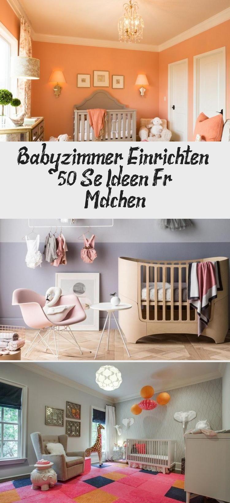 Babyzimmer Einrichten 50 Susse Ideen Fur Madchen In 2020 Home