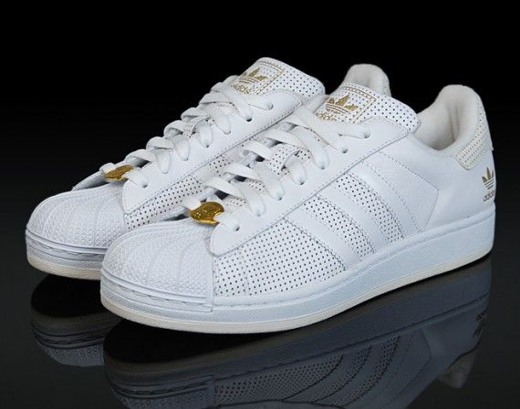 adidas Superstar Foundation Juniors B23641 White Shell