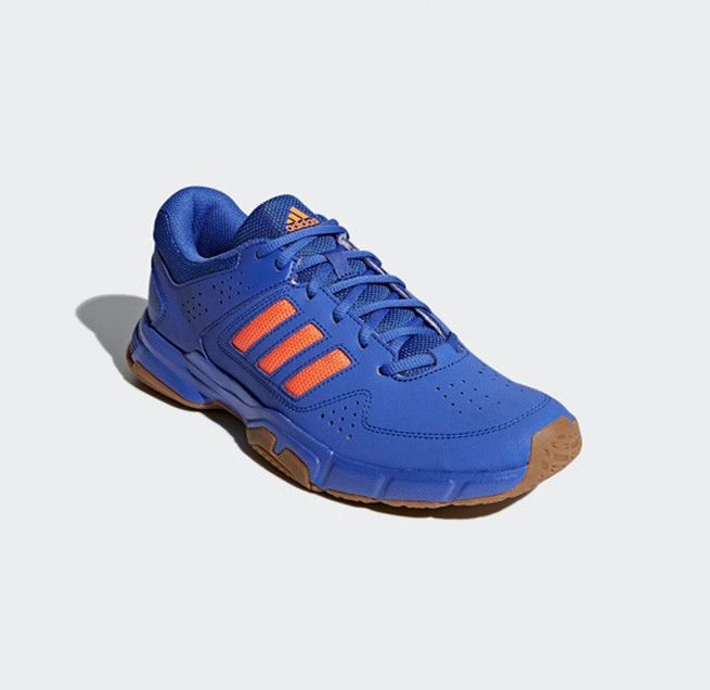 adidas Quick Force 3.1 Unisex Badminton Shoes Indoor Sport Racquet Blue  CP9543  adidas b3350db31