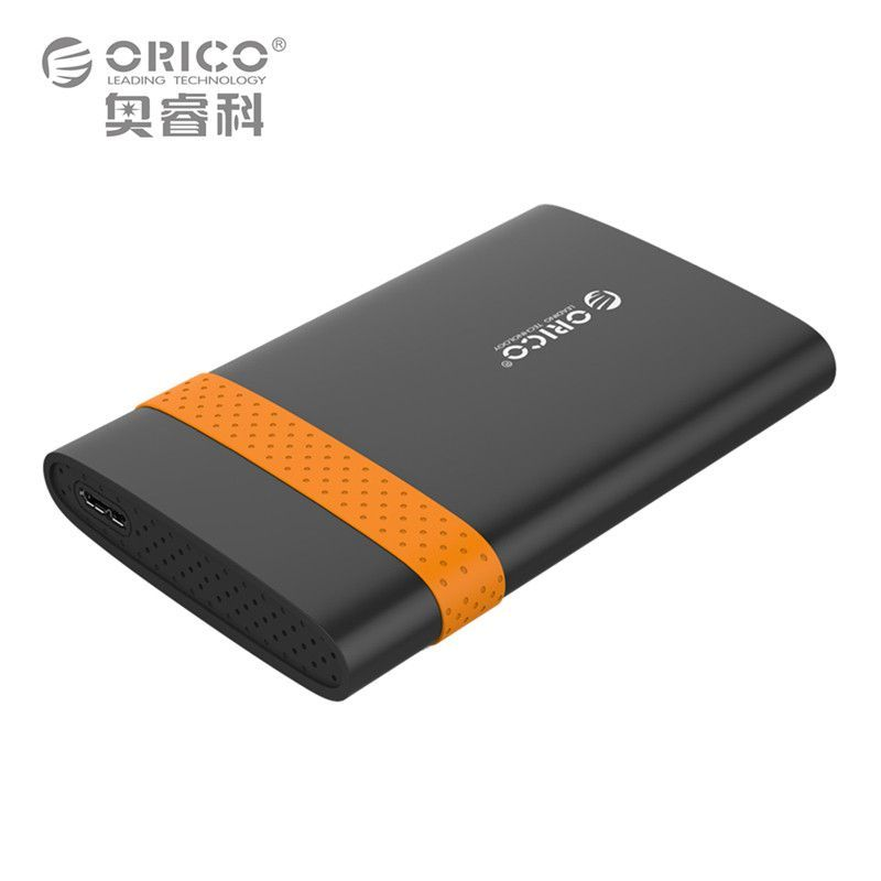 ORICO 2538U3 2.5-inch Mobile Hard Disk Box USB3.0 Notebook Tools HDD Encloxure for SSD (Not including Hard Disk Drive)