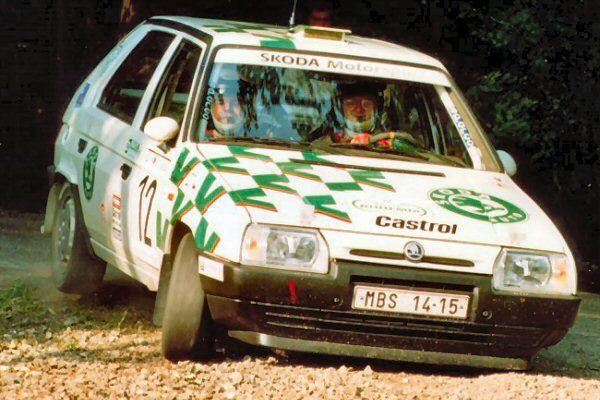 Skoda Favorit 136L Rally