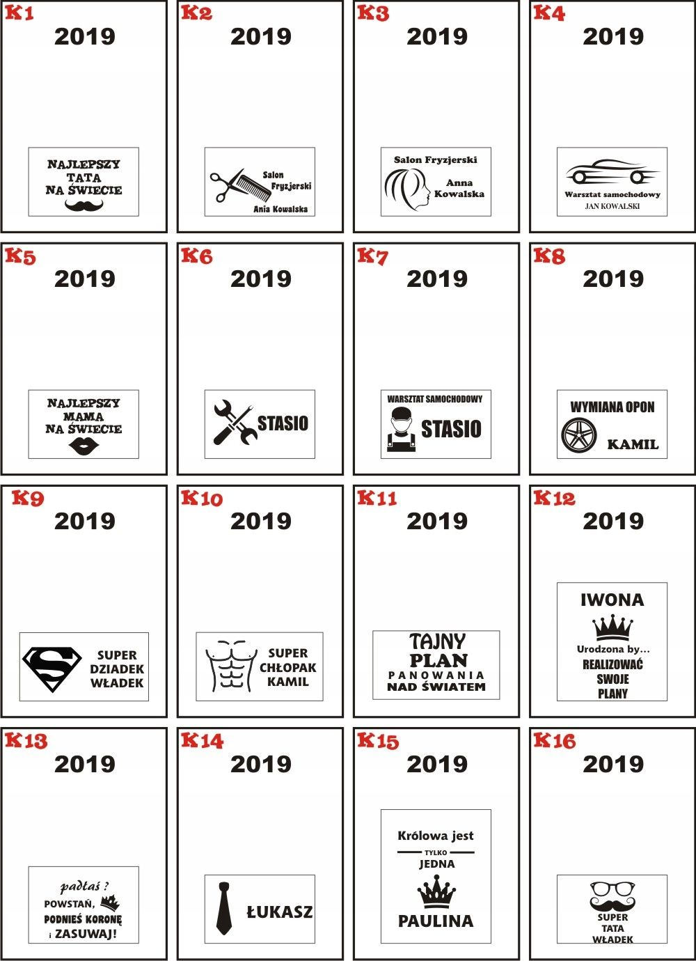 Kalendarz Ksiazkowy A5 Dzienny 2019 Grawer Logo 7595302060 Oficjalne Archiwum Allegro