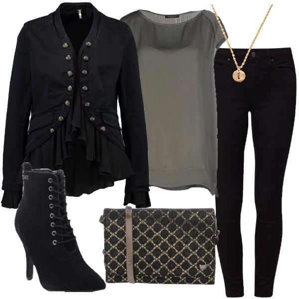reputable site 80c23 0d993 Pin su Outfit donna